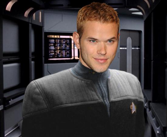Lieutenant Caleb Mitchell