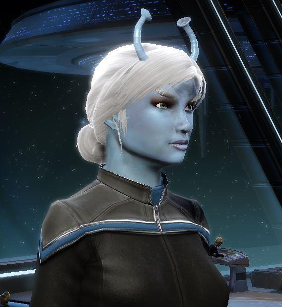 Lieutenant Kyhl Ch'rehron
