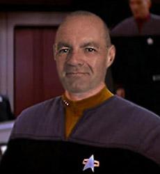 Lieutenant Commander David Tan
