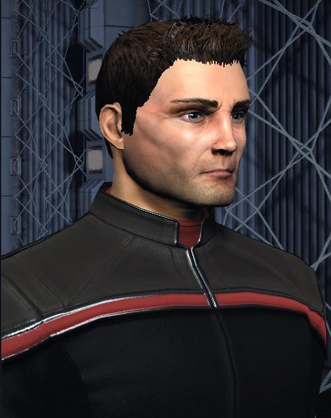 1st Lieutenant David Scarlet