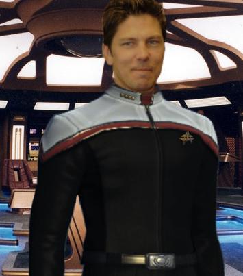 Commander John