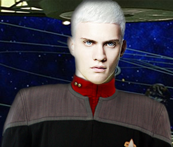 Lieutenant Commander Cale Llewellyn DSci