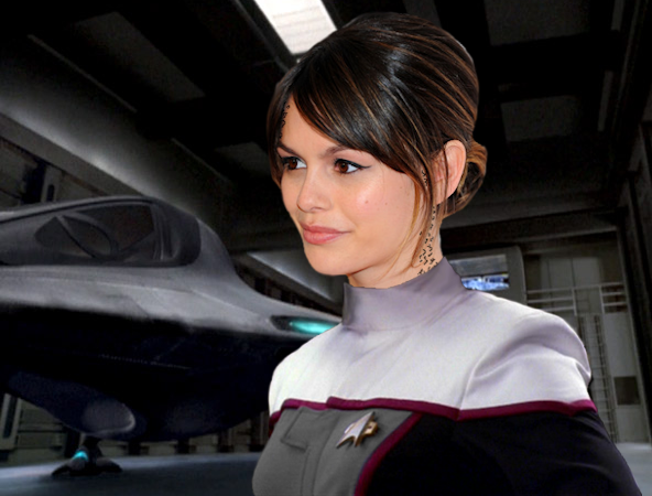 Lieutenant JG Davina Lidox