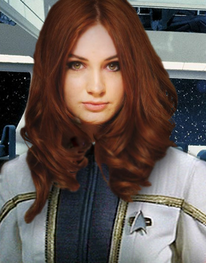Commander Melody  Jones