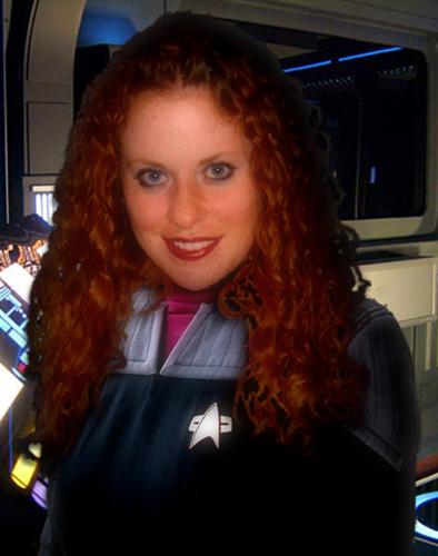 Commodore Kathleen O'Shea
