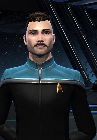 Marine Captain Elias  Walker